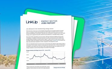 LinkUp Energy Jobs Report